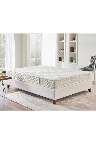 Yataş Puffy Ergotwin Dht Yaylı Yatak 90x190