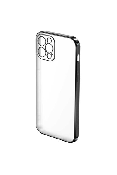 Benks Apple Iphone 12 Pro Uyumlu Matte Electroplated Tpu Case