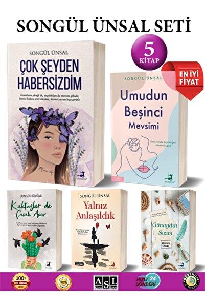 Olimpos Yayınları Songül Ünsal 5 Kitap Set
