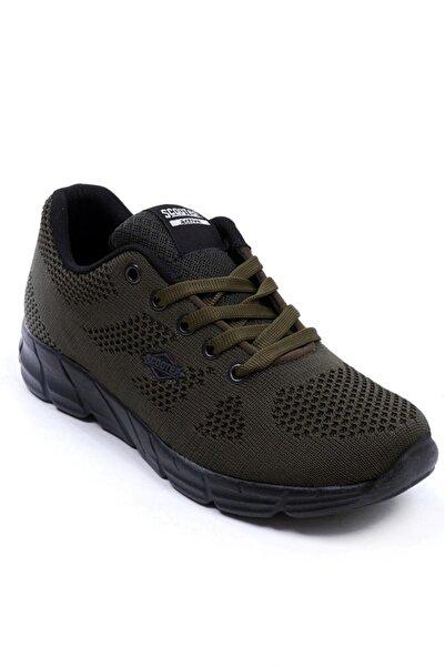 Scooter G5437th Haki Kadın Günlük Yürüyüş Ayakkabısı