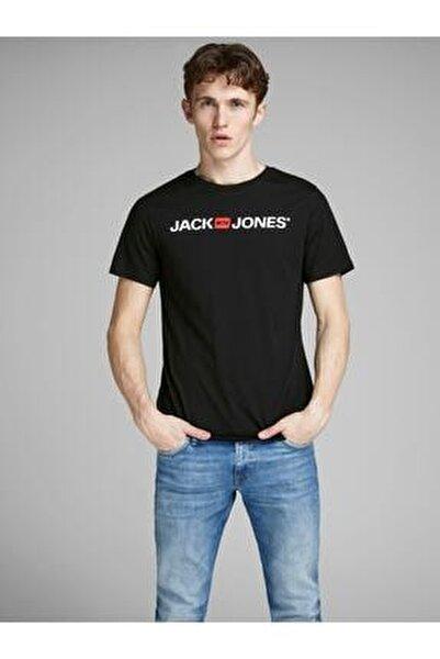 Erkek Jjecorp Logo Tee Ss Crew Neck Noos T-shirt