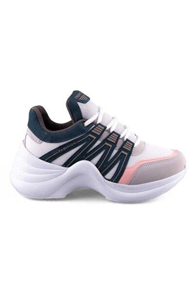 Twingo Kadın Yüksek Taban Spor Ayakkabı 602