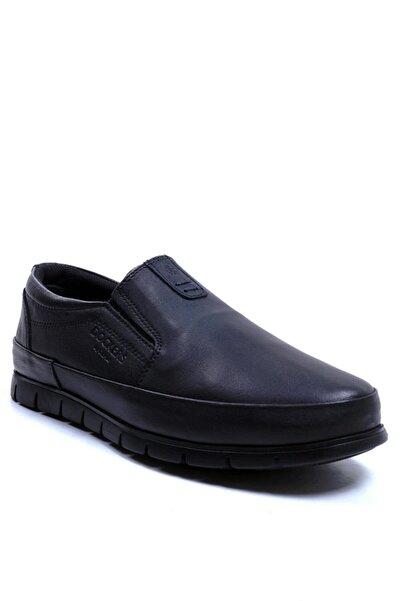 Dockers 228000 1fx Siyah Erkek Hakiki Deri Ayakkabı