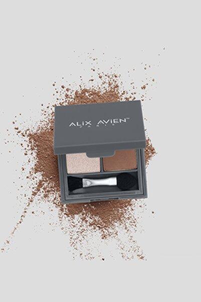 Alix Avien Göz Farı Paleti Duo Eyeshadow 206