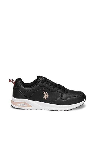 U.S POLO VOYA Siyah Kadın Sneaker Ayakkabı 100489917