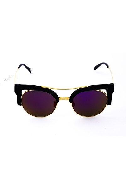 Laura Ashley Kadın Siyah Güneş Gözlüğü