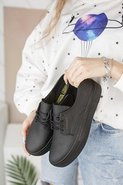 Chekich Ch005 Kadın Ayakkabı Siyah Siyah