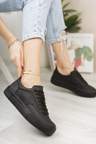 Chekich Ch015 Kadın Ayakkabı Siyah Siyah