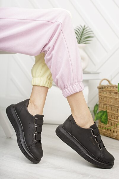 Chekich Ch253 Kadın Ayakkabı Siyah Siyah