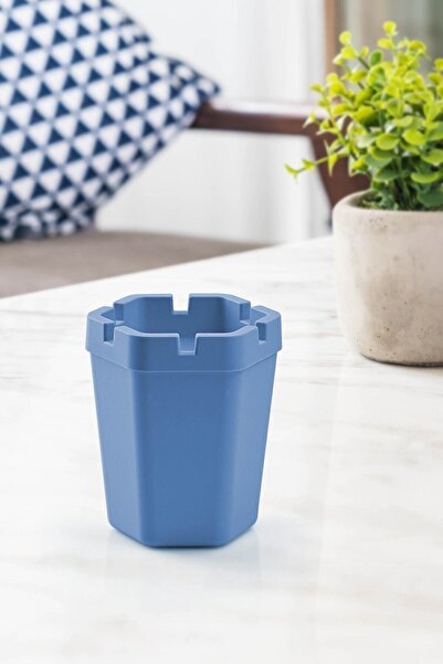 Nova Casa Kokusuz Plastik Küllük Mavifaaa