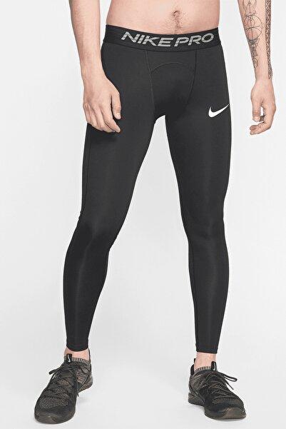 Nike Pro Erkek Tayt-Siyah-BV5641-010