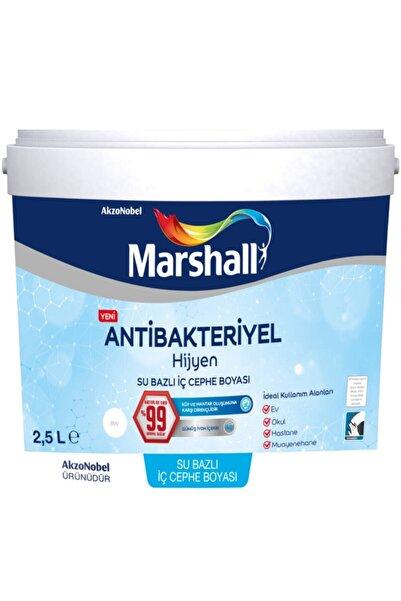 Marshall Antibakteriyel Hijyen Iç Cephe Duvar Boyası 2,5 Lt Mısır Koçanı
