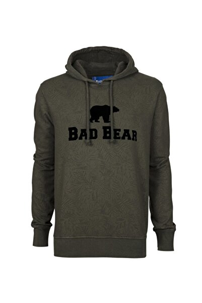 Bad Bear Erkek Haki Sweatshirt