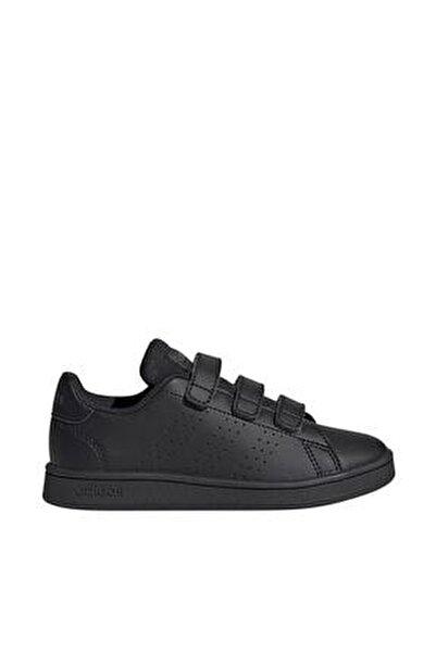 ADVANTAGE Siyah Unisex Çocuk Sneaker Ayakkabı 100481990