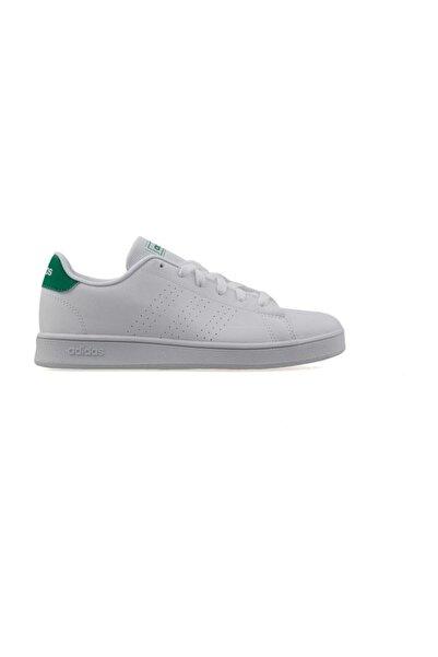 adidas ADVANTAGE Beyaz Kız Çocuk Sneaker Ayakkabı 100479438