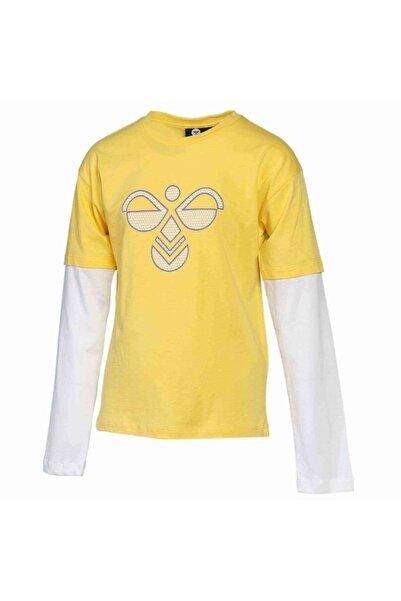 HUMMEL Kız Çocuk Sarı Long Sleeve T-Shirt
