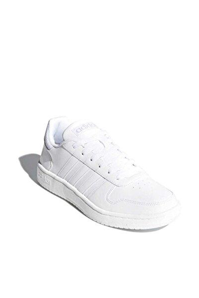 adidas HOOPS 2.0 Beyaz Erkek Sneaker Ayakkabı 100320881