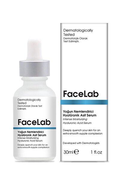 FaceLab Yoğun Nemlendirici Hyalüronik Asit Serum 30 ml