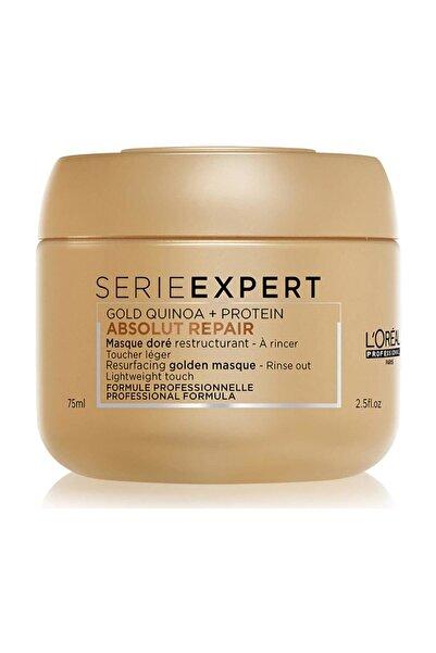 L'oreal Professionnel Loreal Serie Expert Absolut Repair Saç Maskesi Gold Quinoa 75 ml