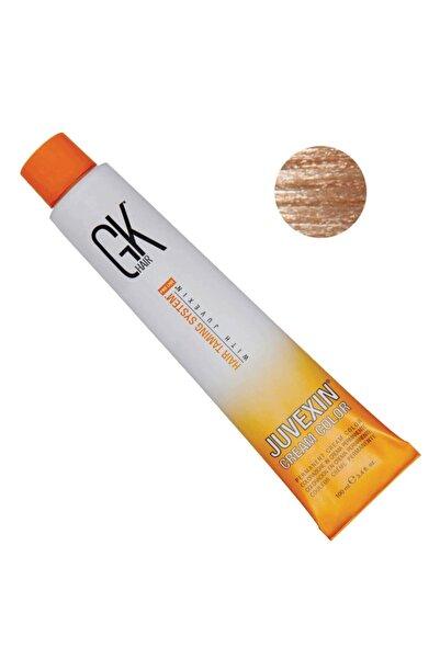 Global Keratin Gk Juvexin Cream Color Saç Boyası 100 Ml 10 En Hafif Platin Sarı
