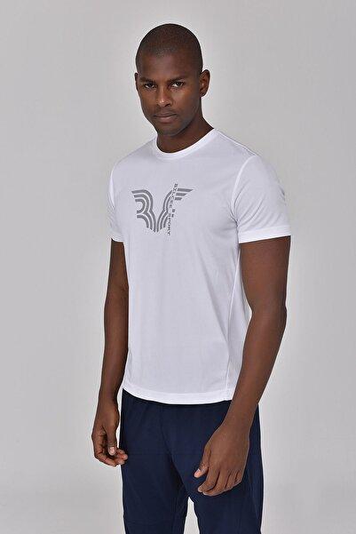 bilcee Beyaz Erkek T-shirt  GS-8800