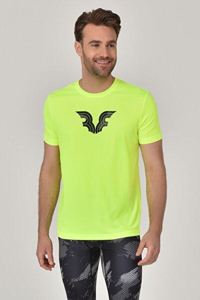 bilcee A.Yeşil  Erkek T-Shirt GS-8843