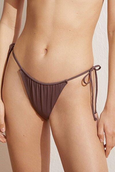 Oysho Ipli Brezilya Modeli Bikini Altı