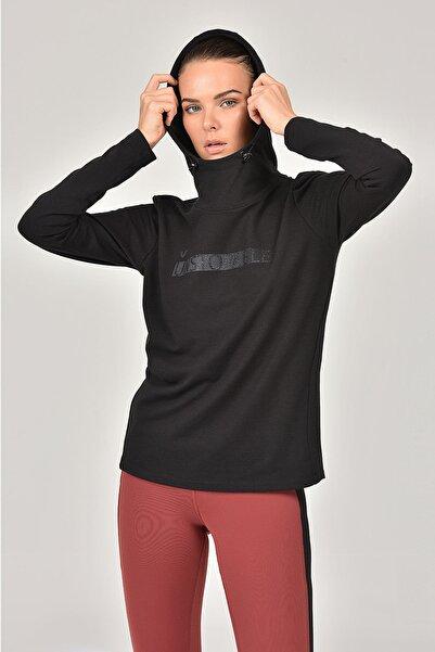 bilcee Viskon Kadın Sweatshirt FW- 1339