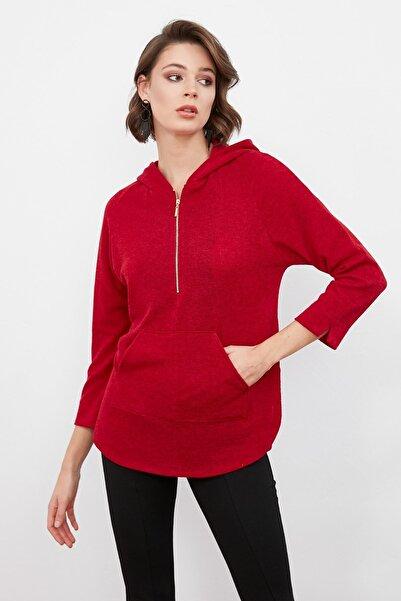 Journey Kadın Kırmızı Bluz 19KBLZ496