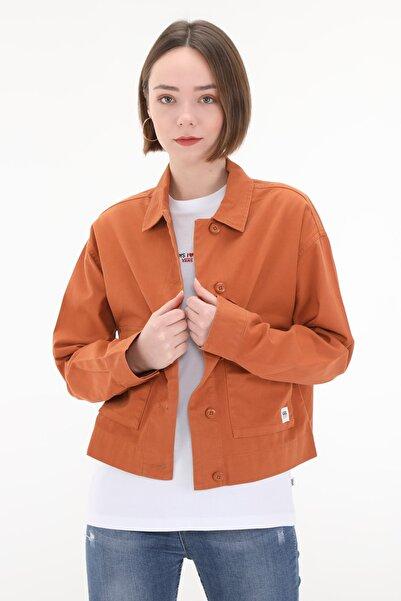 Vans Kadın Ceket - Callahan Shacket - 0A4DRIVWQ1