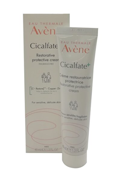 Avene Cicalfate Restorative Protective Cream 40ml 673914090452