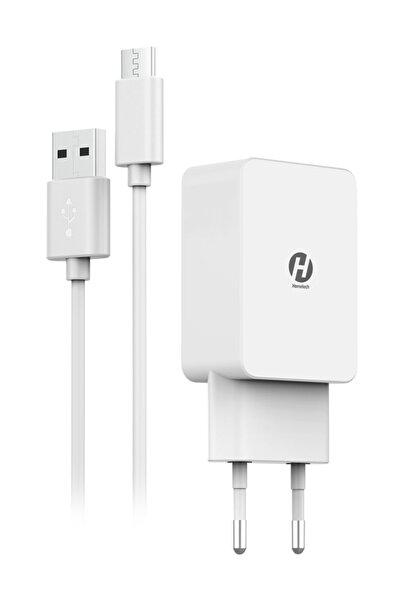 Hometech Adaptör+type-c Kablo