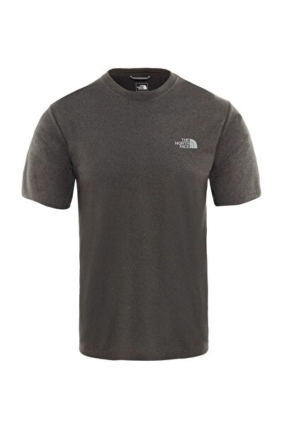 THE NORTH FACE NF0A3RX3DYZ1 Gri Erkek T-Shirt 100576753