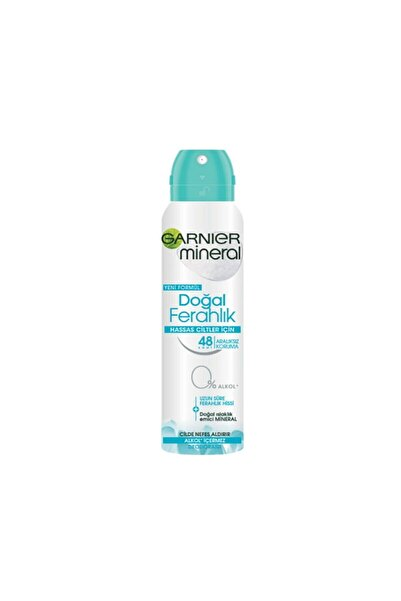 Garnier Deodorant Doğal Ferahlık 150 ml