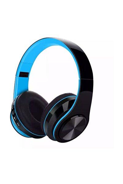 Yui FG-69 Mavi Bluetooth Kulaküstü Kulaklık (Yui Türkiye Garantili)