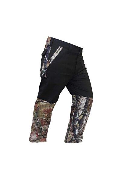 Asil Mese Agac Desen Korumalı Hakı Pantolon-avcı Pantolon