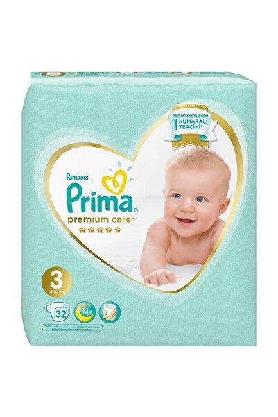 Prima Prima Premium Care İkiz Paket Midi 3 No 32'li