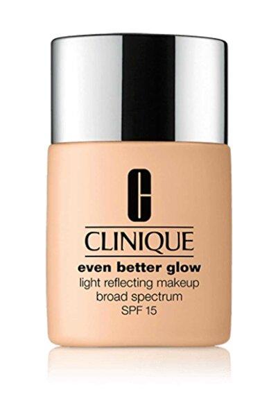 Clinique Fondöten - Even Better Glow Makeup Spf 15 CN 10 Alabaster 30 ml 020714873714