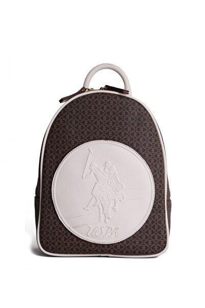 U.S. Polo Assn. Kadın Us Polo Assn . Trok Yüzey Kadın Sırt Çantası Us19159