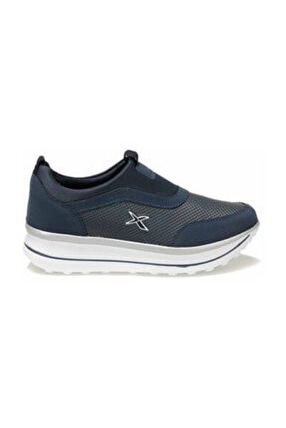 Pauleta 100244052 Lacivert Kadın Slip On Ayakkabı