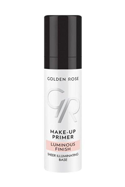 Golden Rose Aydınlık Veren Makyaj Bazı - Make Up Primer Luminous 30 ml 8691190070540