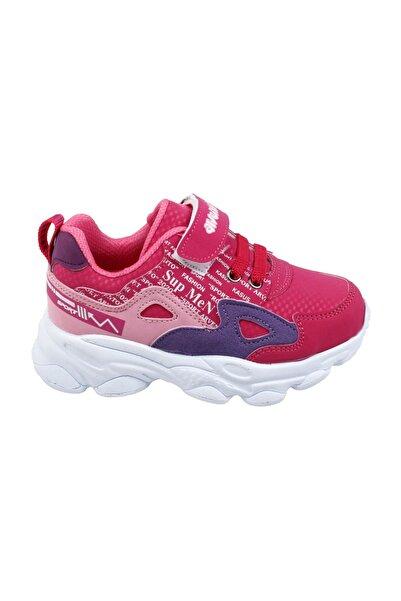 Ayakland Arv 285 Günlük Cırtlı  Çocuk Spor Ayakkabı