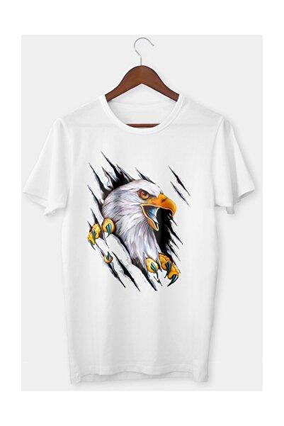 VectorWear Kartal Baskılı Tişört 2