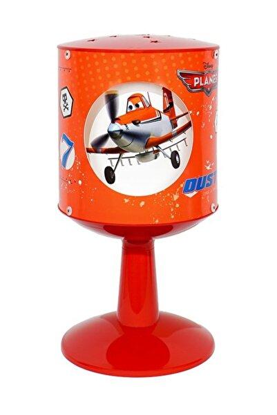 Disney Planes Uçaklar Çocuk Odası Masa Lambası Abajur-Lisanslı