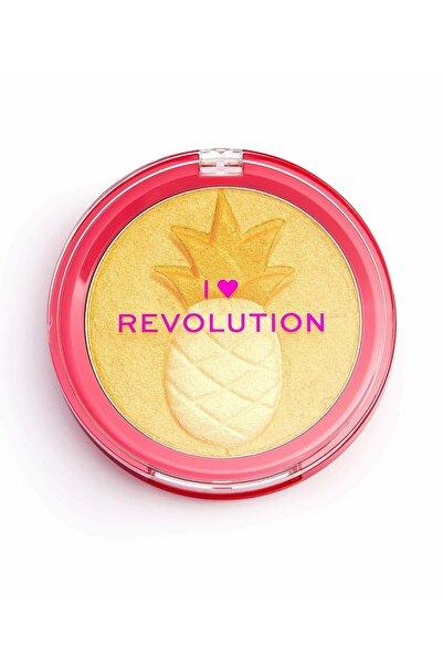 I HEART REVOLUTION Pineapple Highlighter 5057566136754