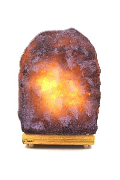 ÇANKIRI KAYA TUZU TUZLAMBASI Doğal Model 7-8 Kg Çankırı Kaya Tuz Lambası