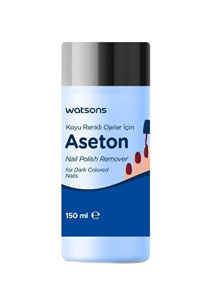 Watsons Koyu Renk Ojeler İçin Aseton 150 ml 2399900902278