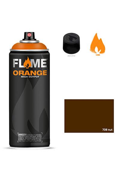 Flame Orange 400ml Sprey Boya N:708 Nut 5700019