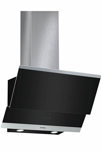 Bosch DWK065G60T Siyah Ankastre Davlumbaz