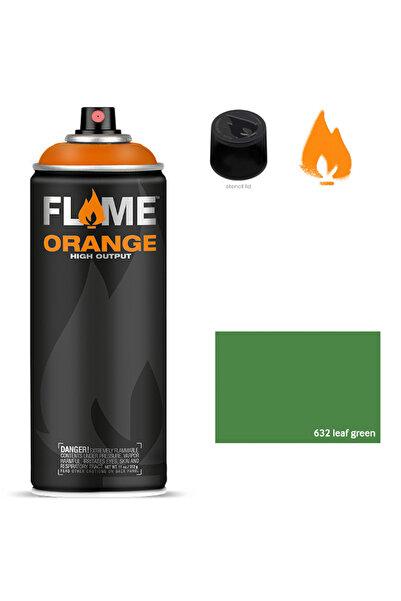 Flame Orange 400ml Sprey Boya N:632 Leaf Green 5700005